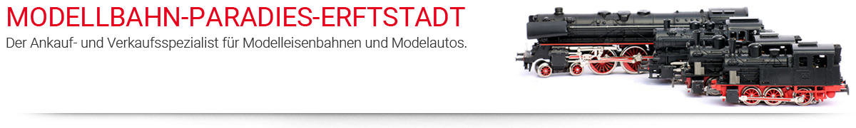 Meiger Modellbahn Paradies Erftstadt